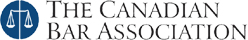 Canadian Bar Association logo
