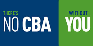 There's No CBA Without You