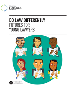 Do Law Differently: Futures for Young Lawyers