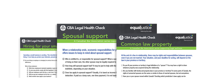 Legal Health Checks