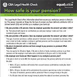 How safe is your pension? (NEW)