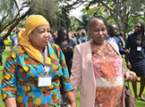 2017 Supporting Inclusive Resource Development in East Africa Forum in Tanzania