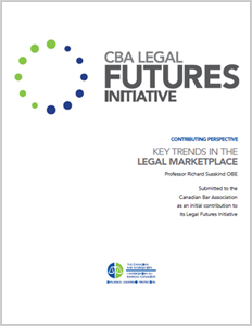 Key Trends in the Legal Marketplace
