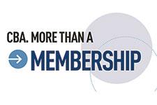 CBA. More than a membership