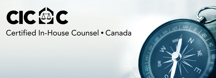 CIC.C Certified In-house Counsel