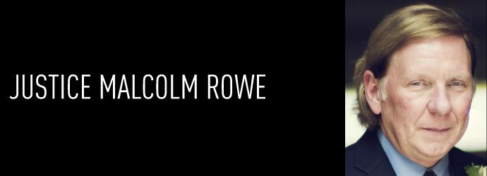 Malcom Rowe