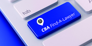 CBA FIND-A-LAWYER